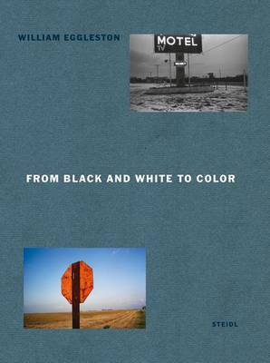 William Eggleston - From Black & White to Color