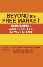 Homepage beyond the free market front cover