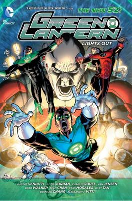 Green Lantern Lights out  (the New 52)