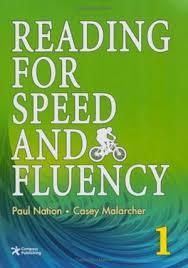 Reading for Speed and Fluency 1: SB