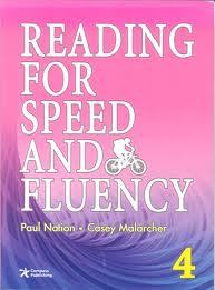Reading for Speed and Fluency 4: SB