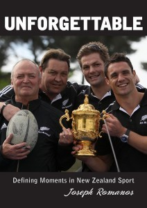 Unforgettable: Defining Moments in New Zealand Sport