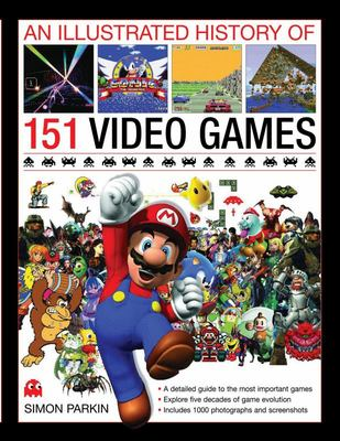 The Illustrated History of Videogames