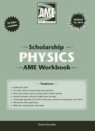 AME Physics Scholarship Workbook