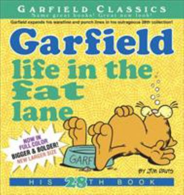 Garfield Life in the Fat Lane (full colour edition #28)