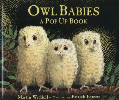 Owl Babies Pop-Up