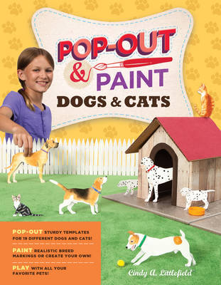 Dogs and Cats (Pop-out & Paint)
