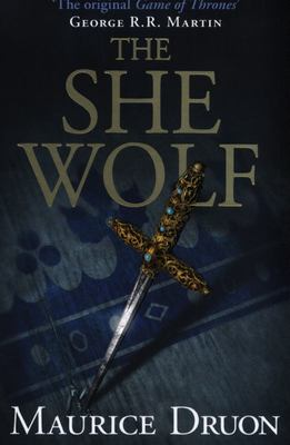 The She-Wolf (Accursed Kings #5)