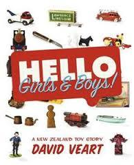 Hello Girls & Boys! A New Zealand Toy Story