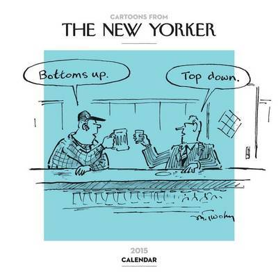 2015 Cartoons from the New Yorker Wall Calendar