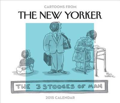 2015 Cartoons from the New Yorker Day-To-Day Calendar
