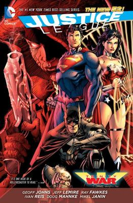 Justice League: Trinity War New 52