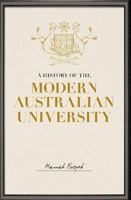 Knowing Australia: A History of the Modern University