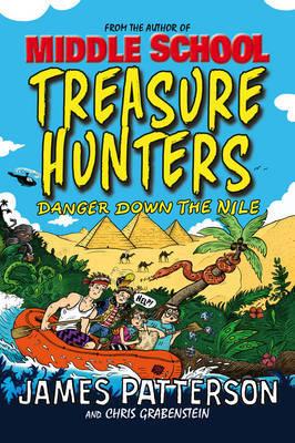 Danger Down the Nile (Treasure Hunters #2)