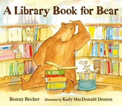 A Library Book for Bear (HB)