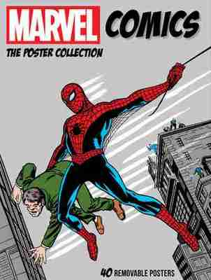 Marvel Comics: The Poster Collection