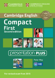 Compact First 2ed: Presentation Plus DVD-ROM