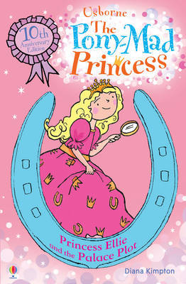 Princess Ellie and the Palace Plot (#8)