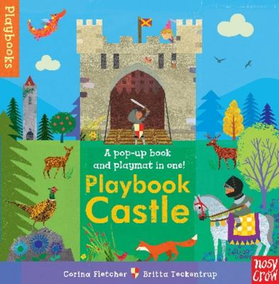 Playbook Castle: A Pop-Up Book and Playmat in One!
