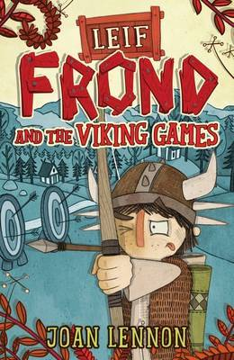 Leif Frond and the Viking Games (#1)