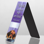 Magnetic Pagemarker: Psalm 46:10 Dogs