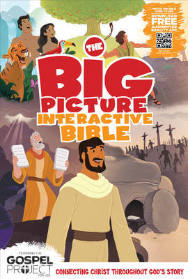 Holman CSB Big Picture Interactive Bible Hardcover