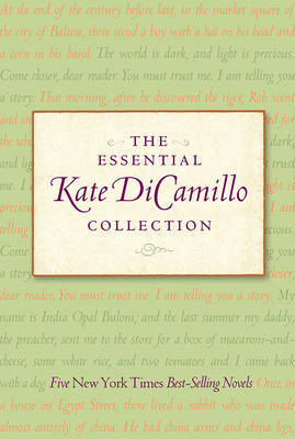 The Essential Kate DiCamillo Collection (5 Titles)