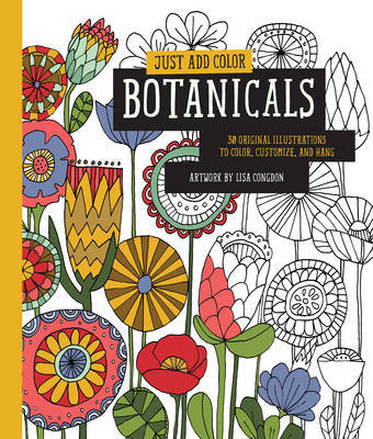 Just Add Color: Botanicals