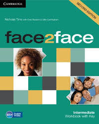face2face Intermediate Workbook with Key 2nd Edition
