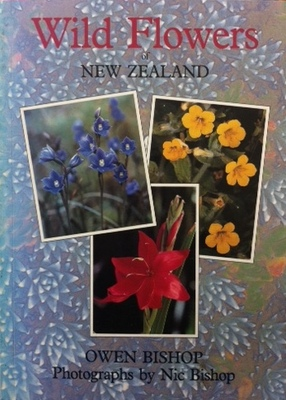 Wild Flowers of New Zealand