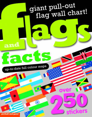 Flags and Facts Sticker Book