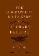 The Biographical Dictionary of Literary Failure