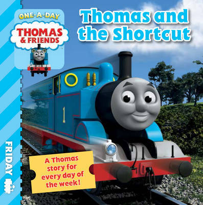 Friday - Thomas and the Shortcut (Thomas One A Day)
