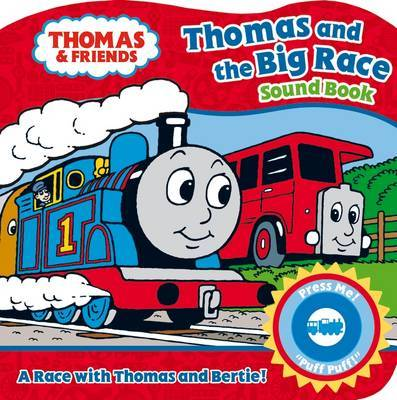 Thomas and the Big Race Sound Book