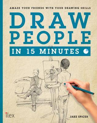 Draw People in 15 Minutes: Create a Length Portrait With Only Pencil & Paper