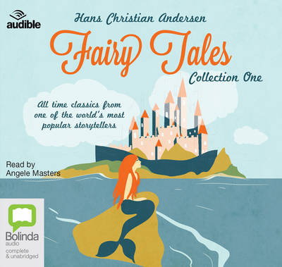 Fairy Tales by Hans Christian Andersen Volume 1 audio cd