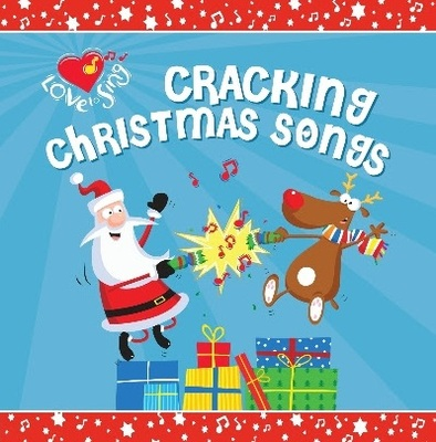 Cracking Christmas Songs CD (Love to Sing)