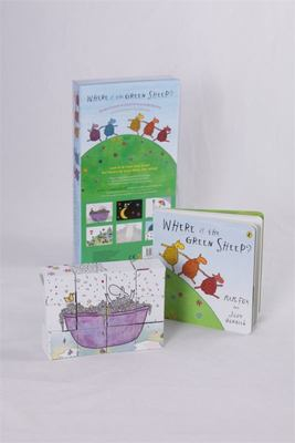 Where is the Green Sheep? (Board Book & Puzzle Blocks)
