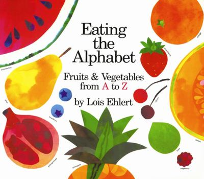 Eating the Alphabet (Board Book)