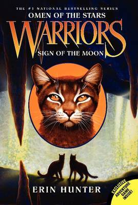 Sign of the Moon (Warriors Series 4: Omen of the Stars #4)