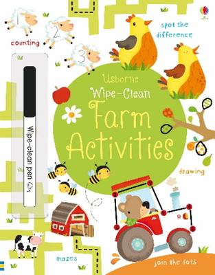 Farm Activities (Usborne Wipe-Clean)
