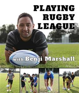 Playing Rugby League With Benji Marshall