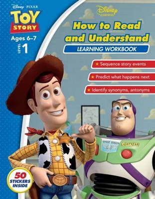 Toy Story - How to Read and Understand Learning Workbook