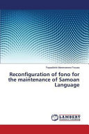 Reconfiguration of Fono for the Maintenance of Samoan Language