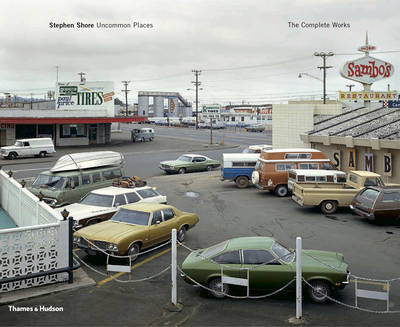 Stephen Shore Uncommon Places - The Complete Works