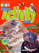 Australian Bushlands Sticker Activity Book