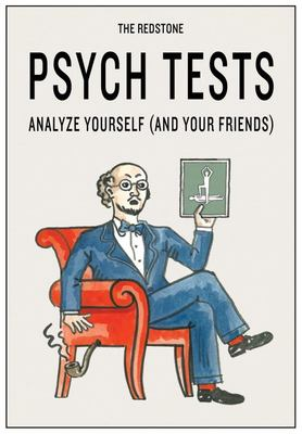 Redstone Psych Tests - Analyze Yourself (and Your Friends)