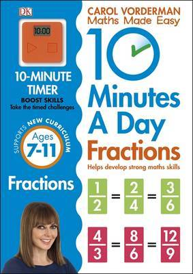Fractions (10 Minutes a Day)