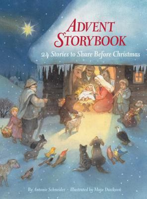 Advent Storybook