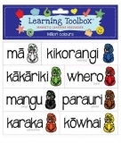 Maori Colours (Magnetic Learning Resources)
